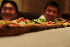 Pizza Al Metre