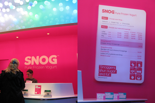 Inside a Snog copy