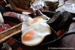 Hawksmoors Big Breakfast