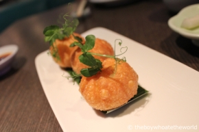 Roast Duck pumpk puff