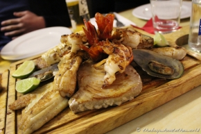 Fish Platter - Costa Azul
