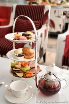 Ampersand Hotel - Champagne High Tea