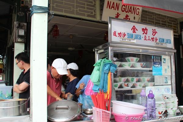Balik Pulau Laksa - Nan Guang Penang