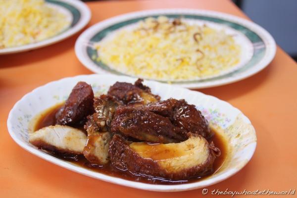 Bismillah - Nasi Briyani Ayam Madu