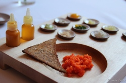 Carrot Tartare - Eleven Madison Park, New York