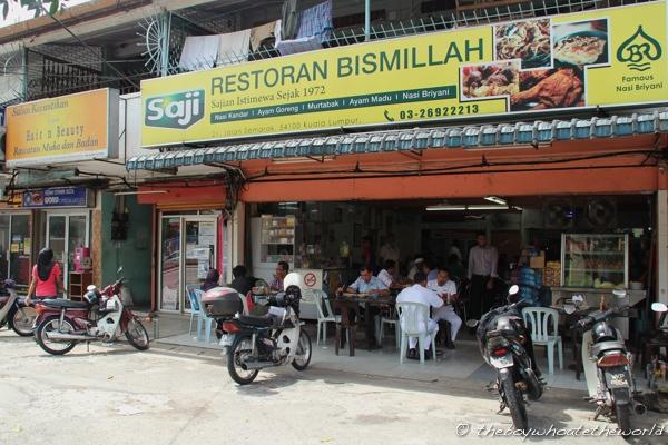 Restoran Bismillah