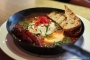 Made in Camden - Baked eggs shakshuka