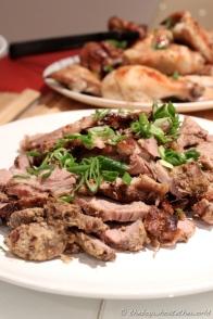 Xinjiang Roast Lamb Shoulder