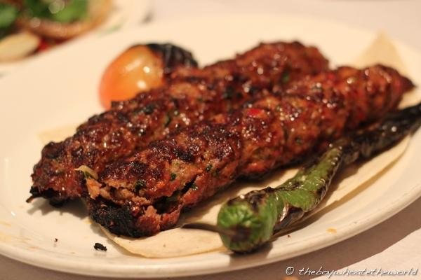 Adana Kebab - 19 Numara Bos Cirrik II
