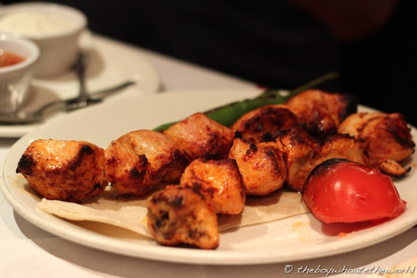 Chicken Shish - 19 Numara Bos Cirrik II
