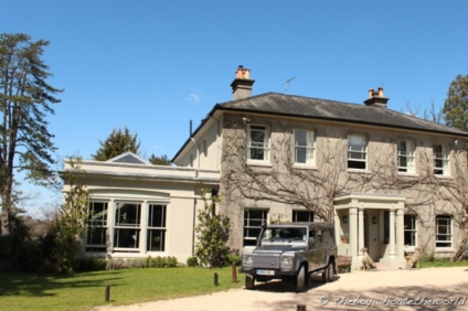 The Pig Hotel - New Forest