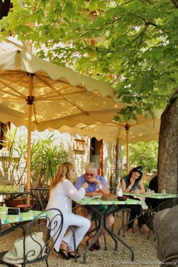La Bottega - Alfresco dining