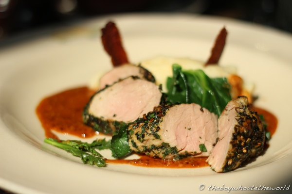 The Pig - Fennel Roasted Hampshire Pork Fillet