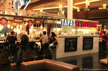 Tapas Revolution @ Westfield London