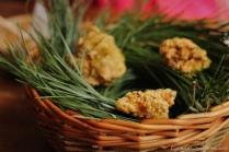 Buttermilk Fried Chicken with Pine Salt