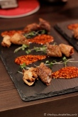 'Lobak' (5-spice pork rolls)
