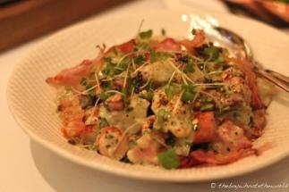 Strasbourgeoise salad