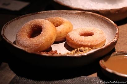 Doughnuts, Bacon & Maple