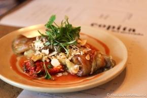 Copita Mercado - Roast Aubergine Almonds Cachorrena