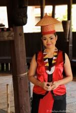 A Sarawakian's smile