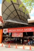 Satok Weekend Market