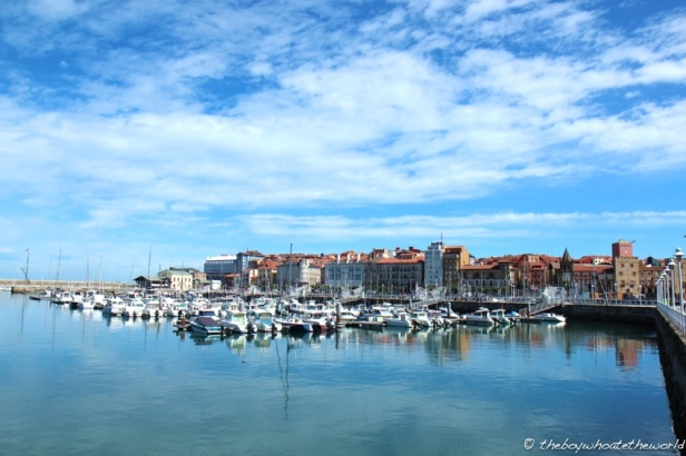 Gorgeous Gijon