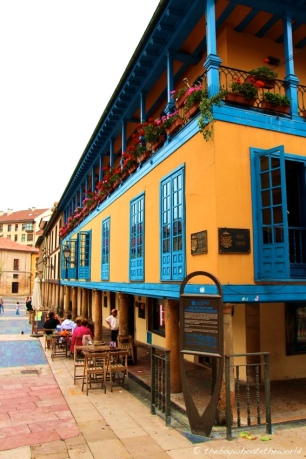 Casa Ramon, Plaza del Fontan
