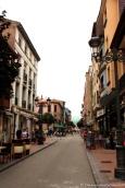 Streets of Ribadesella