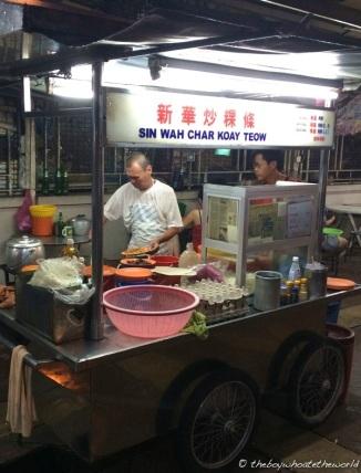 Char Koay Teow Man