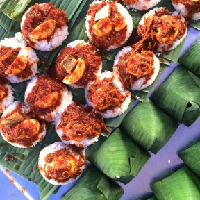 Ali Nasi Lemak - Sri Weld Food Court, Penang