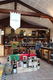Wine tasting at Chapoutier