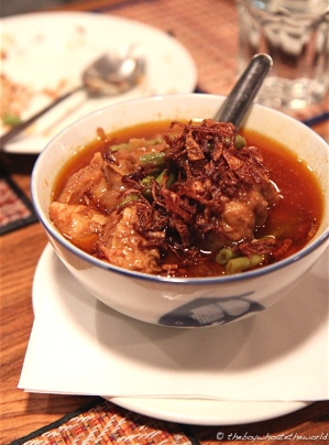 Gang Heng Lay - Burmese Pork Curry