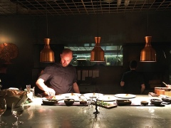Chef's Table at Ekstedt