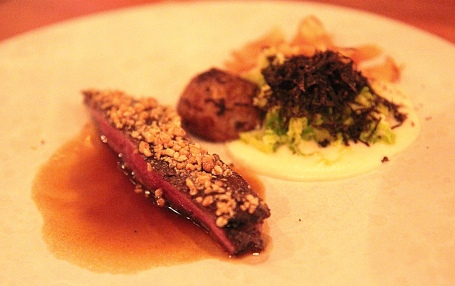 Wild Duck cooked in ashes - Ekstedt