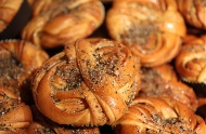 Cardamom Buns at Urban Deli