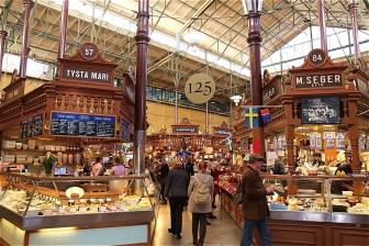 Saluhall Market Hall