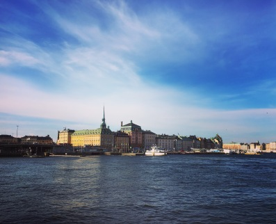 Gamlastan - Stockholm's Old Town