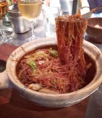 Claypot Baked Glass Noodles - Kiln