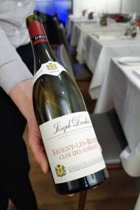 Joseph Drouhin's Savigny-Les-Beaune Pinot Noir