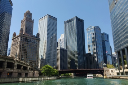 Chicago's awe-inspiring architecture