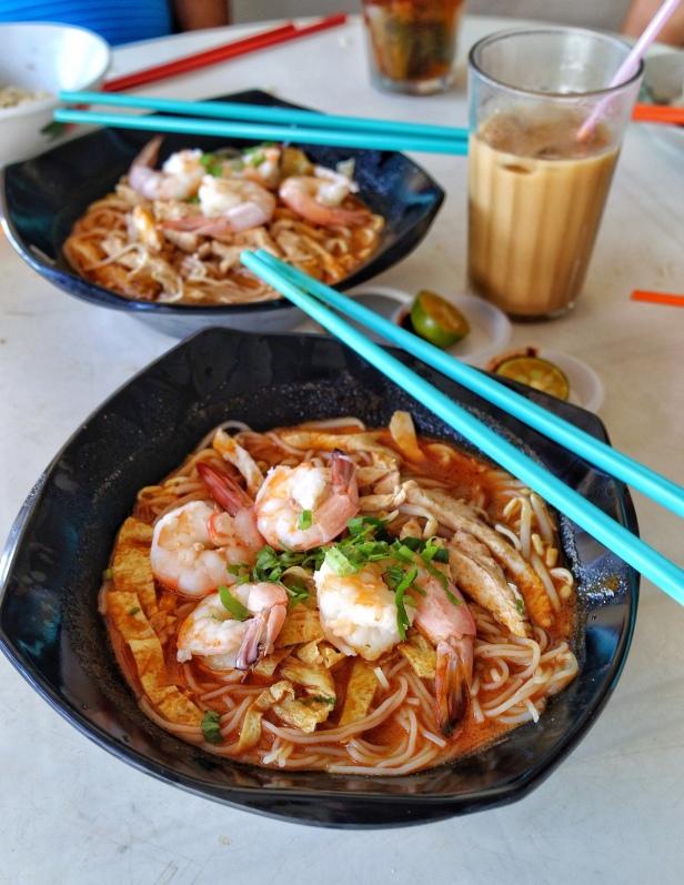 Choon Hui Cafe's Sarawak Laksa
