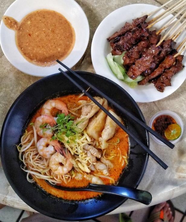 Mui Xin's Sarawak Laksa @ Lau Ya Keng