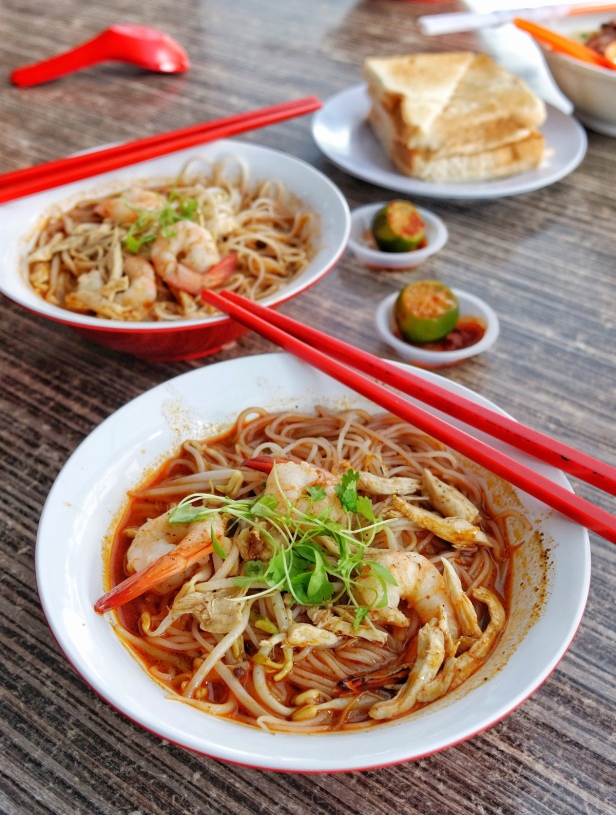 Poh Lam's Laksa @ Chong Choon Cafe