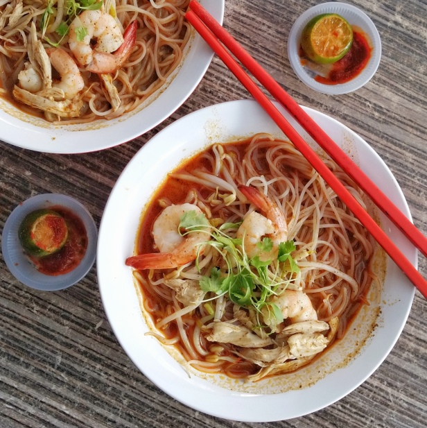 Poh Lam's Laksa @ Chong Choon Cafe