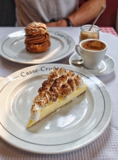 Tart Citron - Casse Croute
