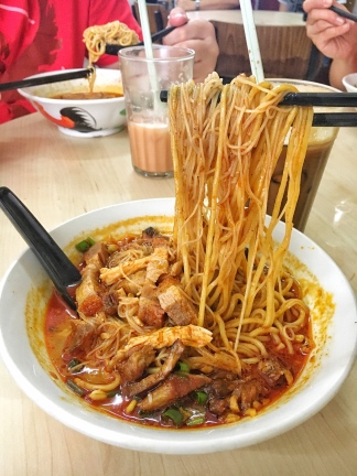 Curry Mee - Xin Quan Fang