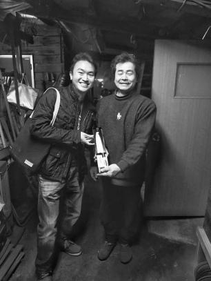 Shiro Kunimitsu Blacksmiths