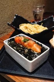 Mentaiko Rice at Ganso Hakata Mentaiju