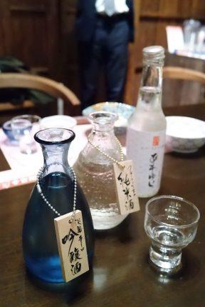 Ishikura Brewery Sake