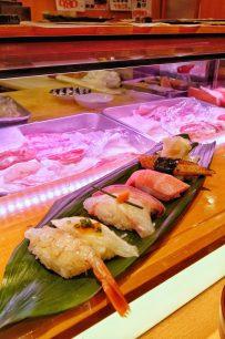 Hyotan Sushi in Tenjin